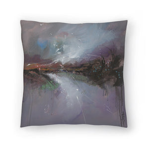 Embankment 2 by Anne Farrall Doyle Decorative Pillow