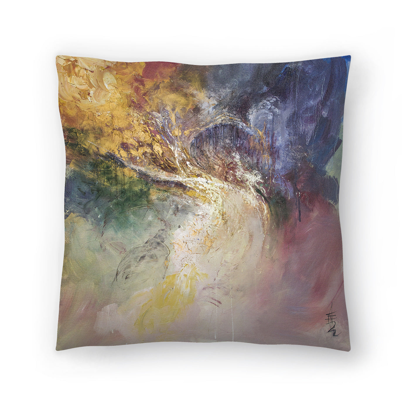 Firmament by Anne Farrall Doyle Decorative Pillow - Decorative Pillow - Americanflat