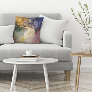 Firmament by Anne Farrall Doyle Decorative Pillow
