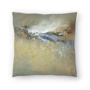 Organic 2 by Anne Farrall Doyle Decorative Pillow