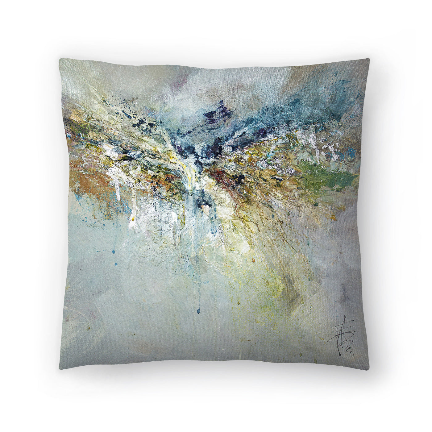 Organic 7 by Anne Farrall Doyle Decorative Pillow - Decorative Pillow - Americanflat