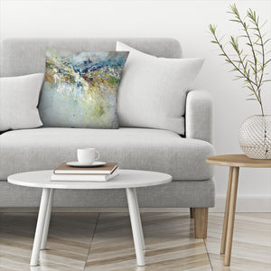 Organic 7 by Anne Farrall Doyle Decorative Pillow