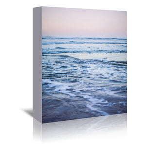 Pacific Dreaming by Leah Flores Wrapped Canvas