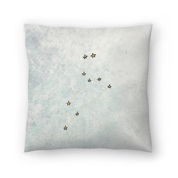 Leo by Leah Flores  Decorative Pillow