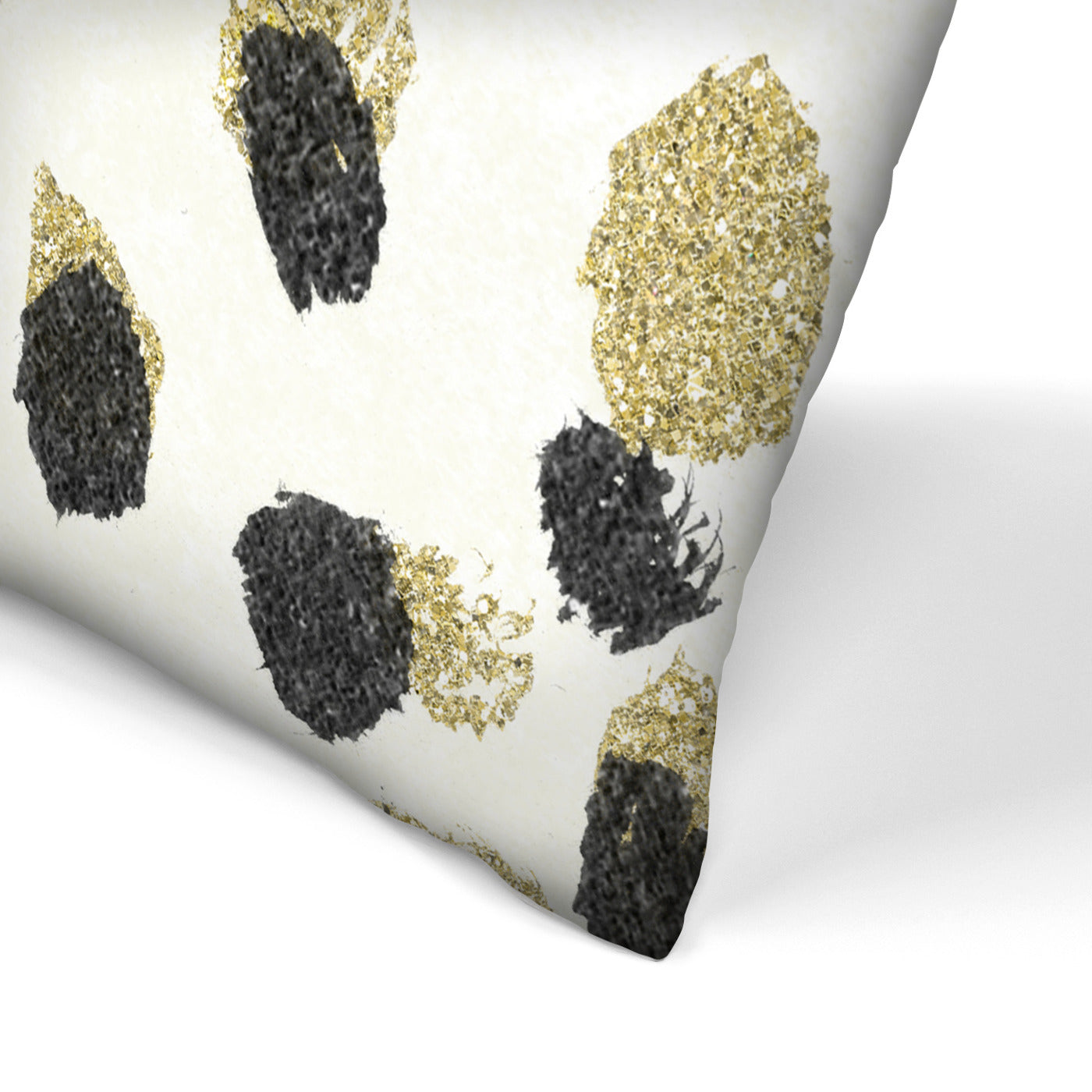Leopard Glam by Leah Flores  Decorative Pillow - Decorative Pillow - Americanflat