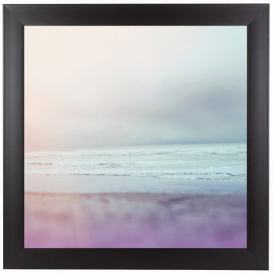 Ocean Pastel by Leah Flores Framed Print - Wall Art - Americanflat