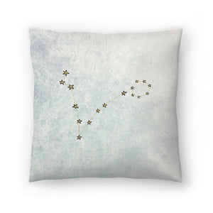 Pisces by Leah Flores  Decorative Pillow