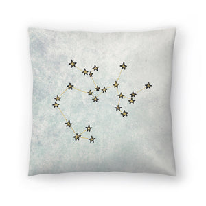 Sagittarius by Leah Flores  Decorative Pillow