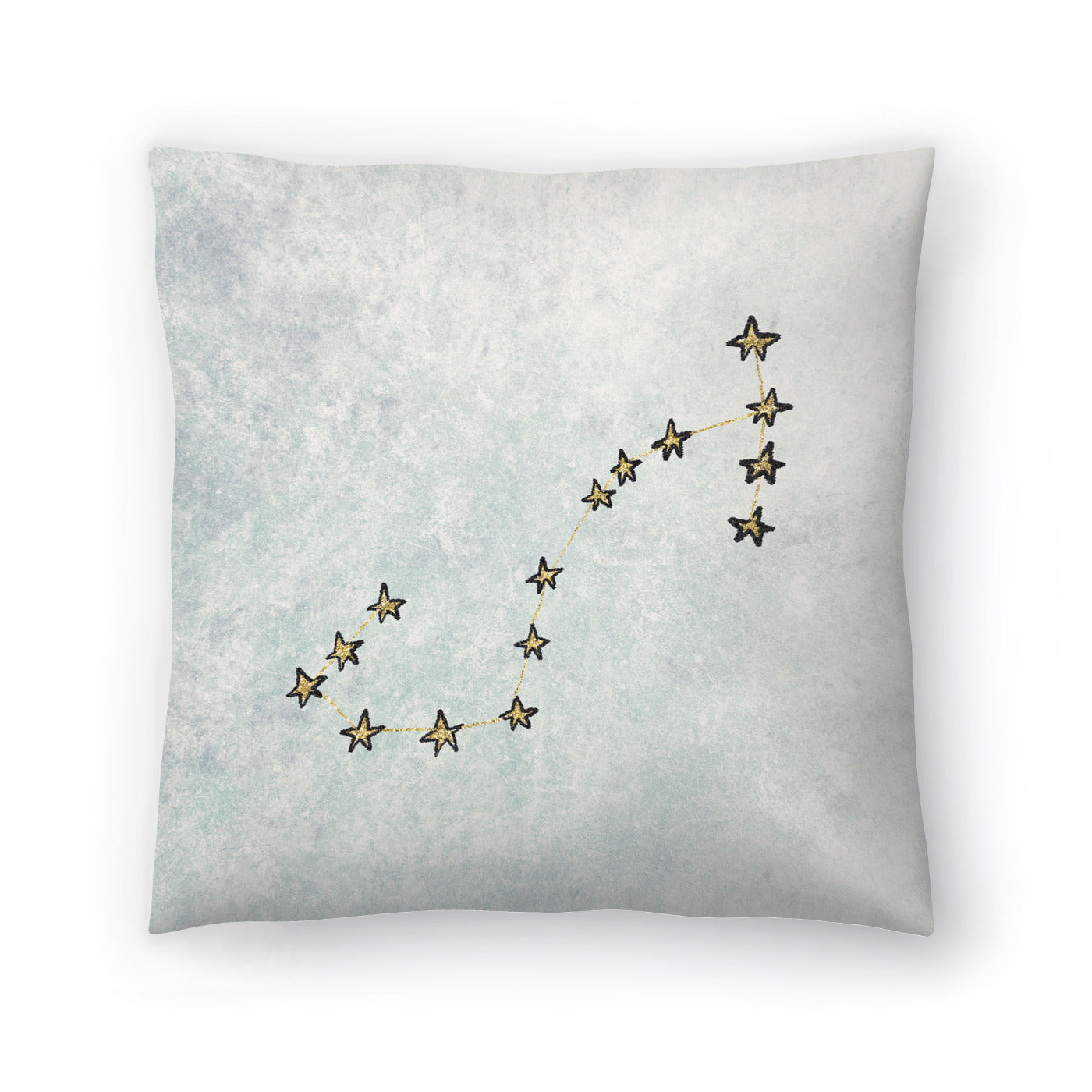 Scorpio by Leah Flores  Decorative Pillow - Decorative Pillow - Americanflat