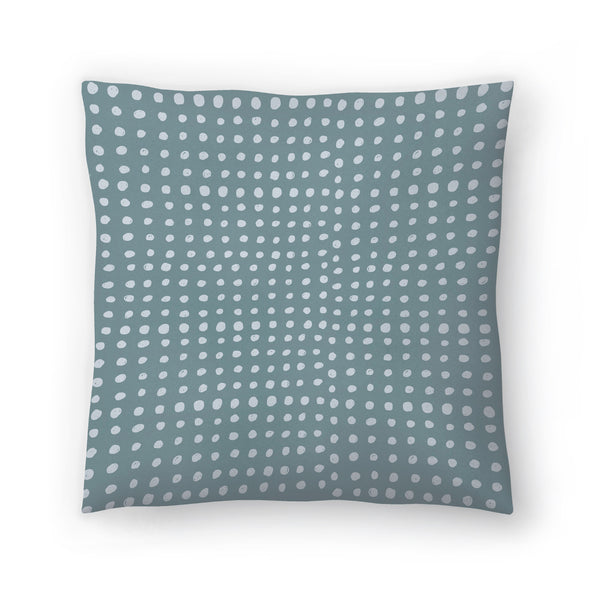 Slate by Leah Flores  Decorative Pillow
