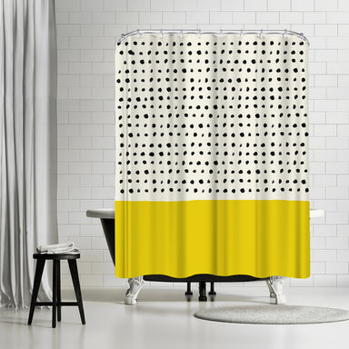 Sunshine by Leah Flores Shower Curtain -  - Americanflat