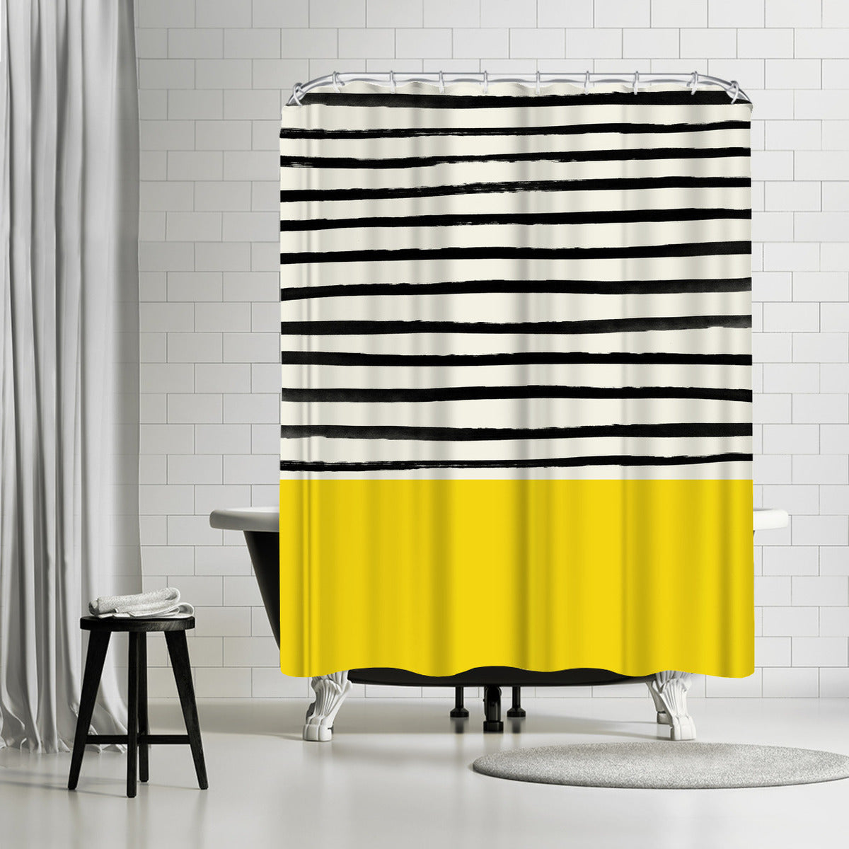 Sunshine 2 by Leah Flores Shower Curtain -  - Americanflat