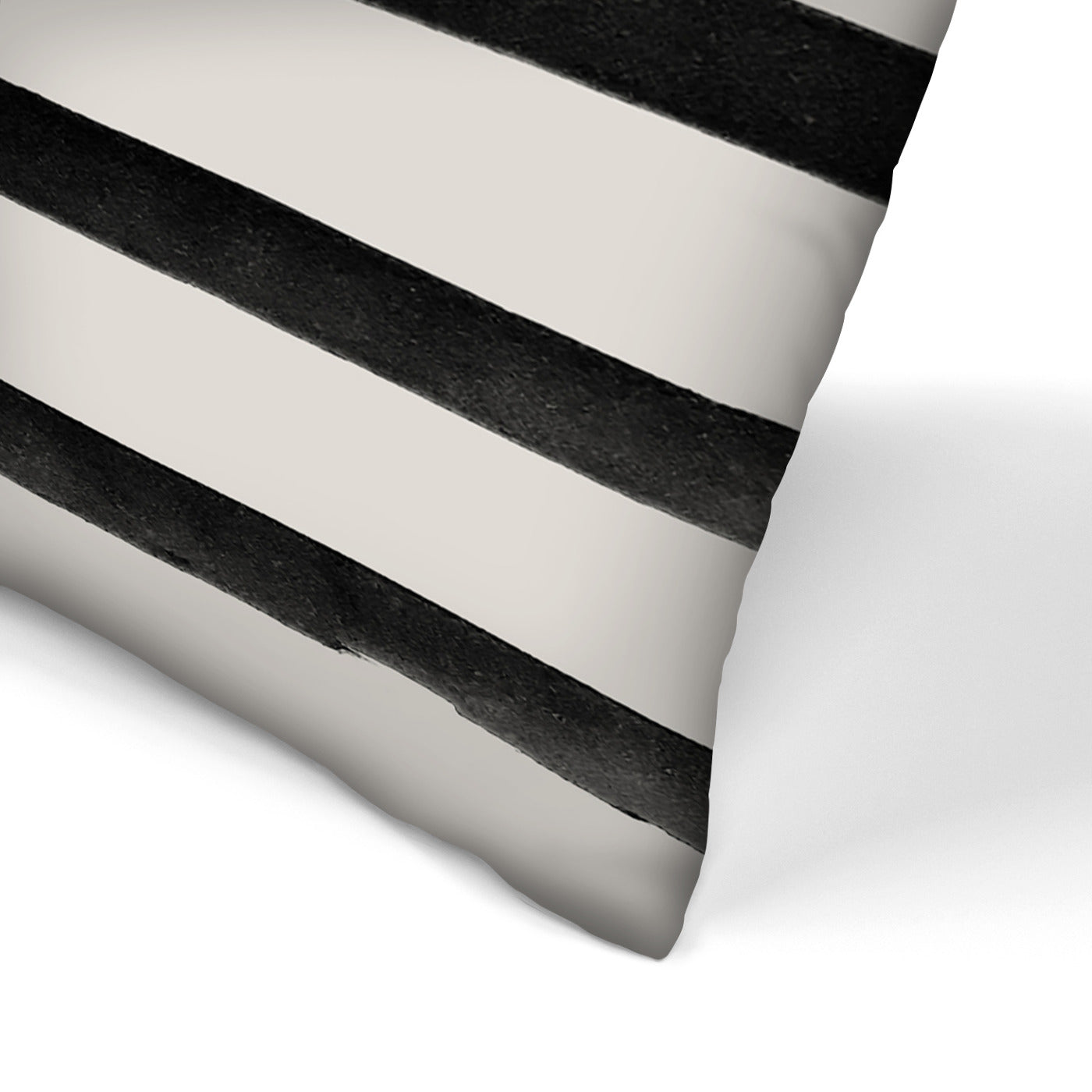 Zebra by Leah Flores  Decorative Pillow - Decorative Pillow - Americanflat