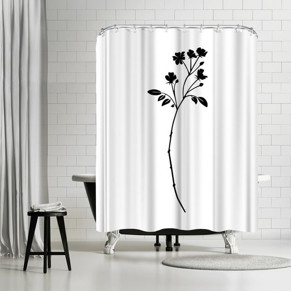 Botanic by Explicit Design Shower Curtain