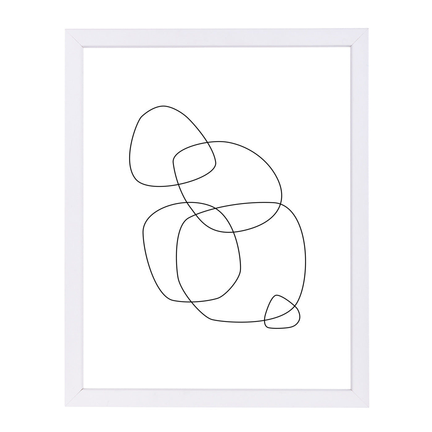 Minimalist by Explicit Design Framed Print - Americanflat