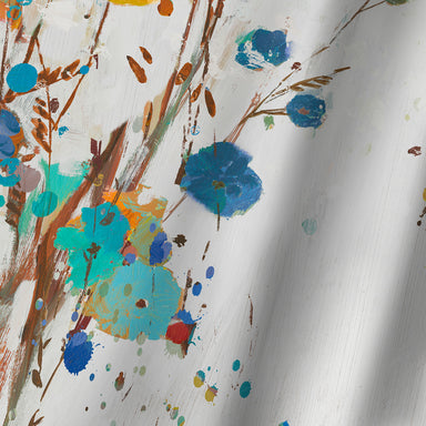 Spring Garden I by PI Creative Art Shower Curtain -  - Americanflat