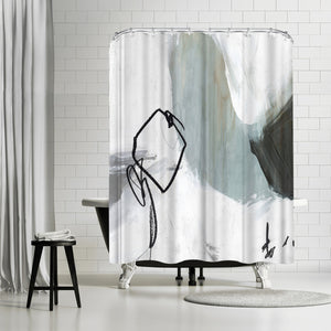 Tied Ii by PI Creative Art Shower Curtain
