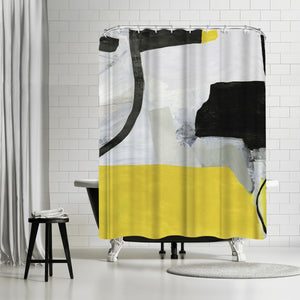 Valiant Ii by PI Creative Art Shower Curtain