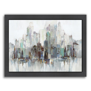 City Escape Ii by PI Creative Art Framed Print - Americanflat