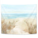 Sunny Beach I by PI Creative Art Tapestry - Wall Tapestry - Americanflat