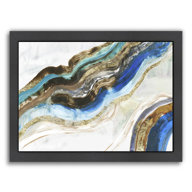Crystalized Iii by PI Creative Art Framed Print - Americanflat