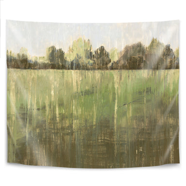 Green Field Iii by PI Creative Art Tapestry - Wall Tapestry - Americanflat