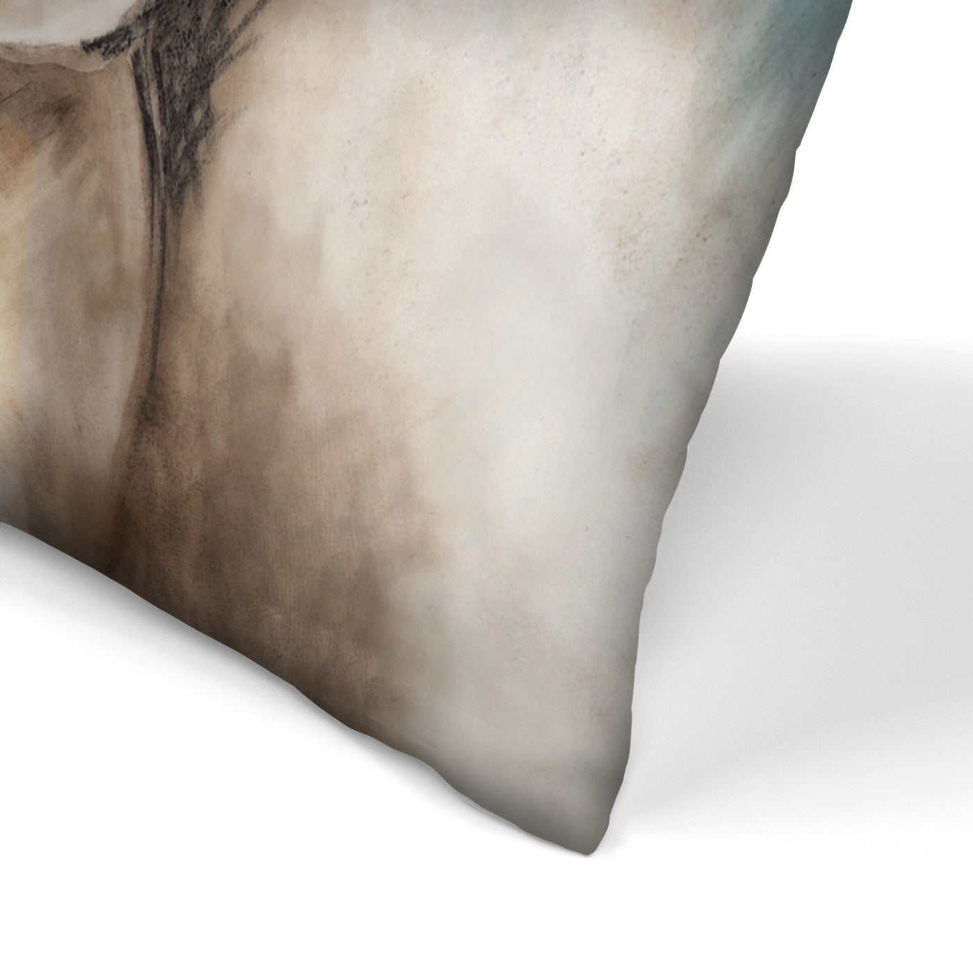 Headstrong Cow I by PI Creative Art Decorative Pillow - Decorative Pillow - Americanflat