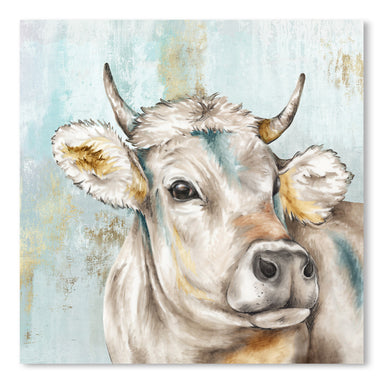 Headstrong Cow I by PI Creative Art  Print - Art Print - Americanflat
