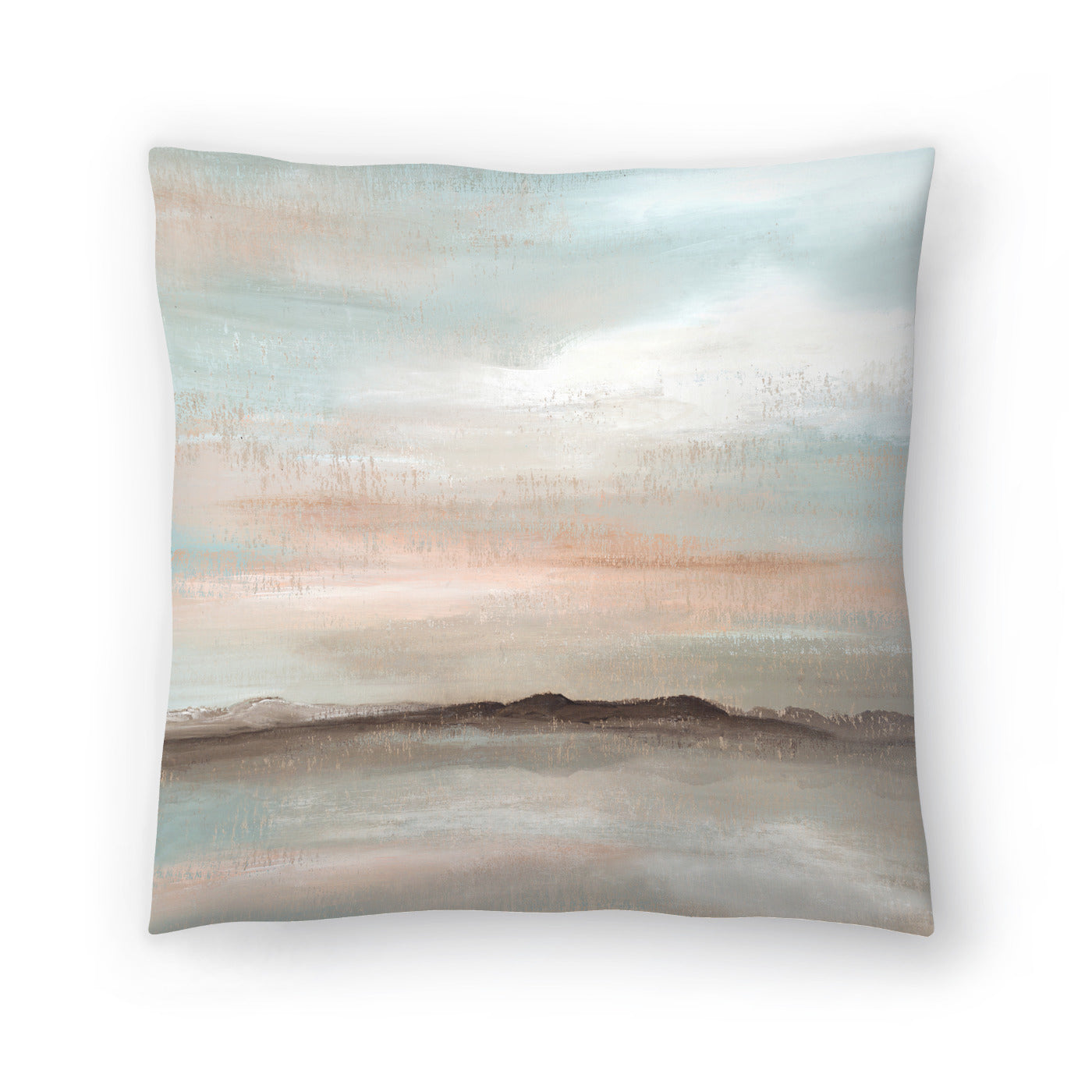 Sunset Sprawl by PI Creative Art Decorative Pillow - Decorative Pillow - Americanflat