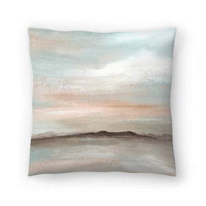 Sunset Sprawl by PI Creative Art Decorative Pillow