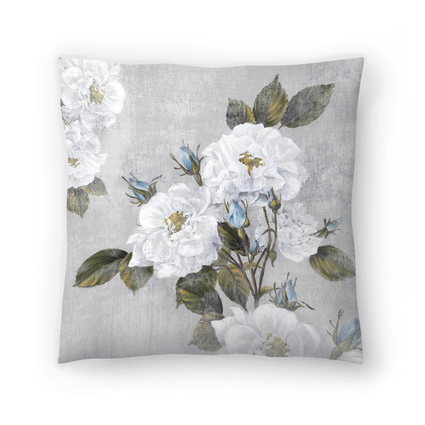 Graceful Iii by PI Creative Art Decorative Pillow