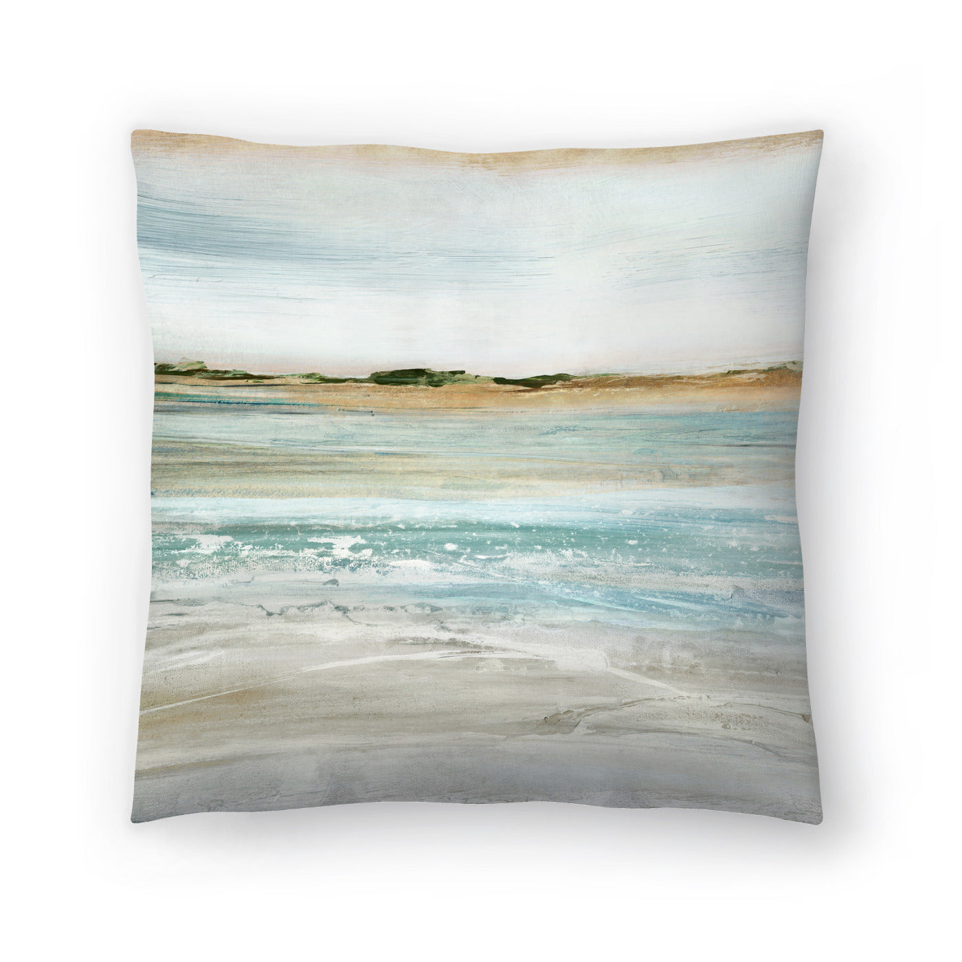 Retrospective I by PI Creative Art Decorative Pillow - Decorative Pillow - Americanflat