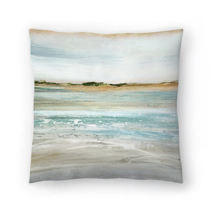 Retrospective I by PI Creative Art Decorative Pillow