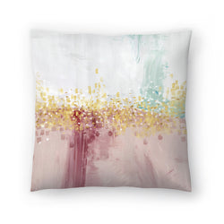 Mustn't Hurry I by PI Creative Art Decorative Pillow