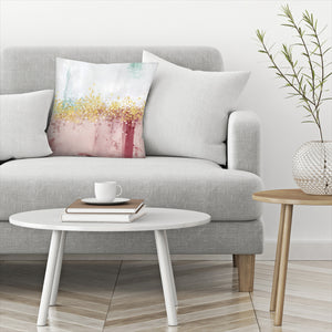 Mustn't Hurry Ii by PI Creative Art Decorative Pillow