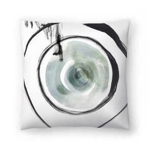 Perforation I by PI Creative Art Decorative Pillow
