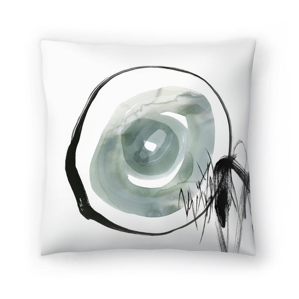 Perforation Ii by PI Creative Art Decorative Pillow