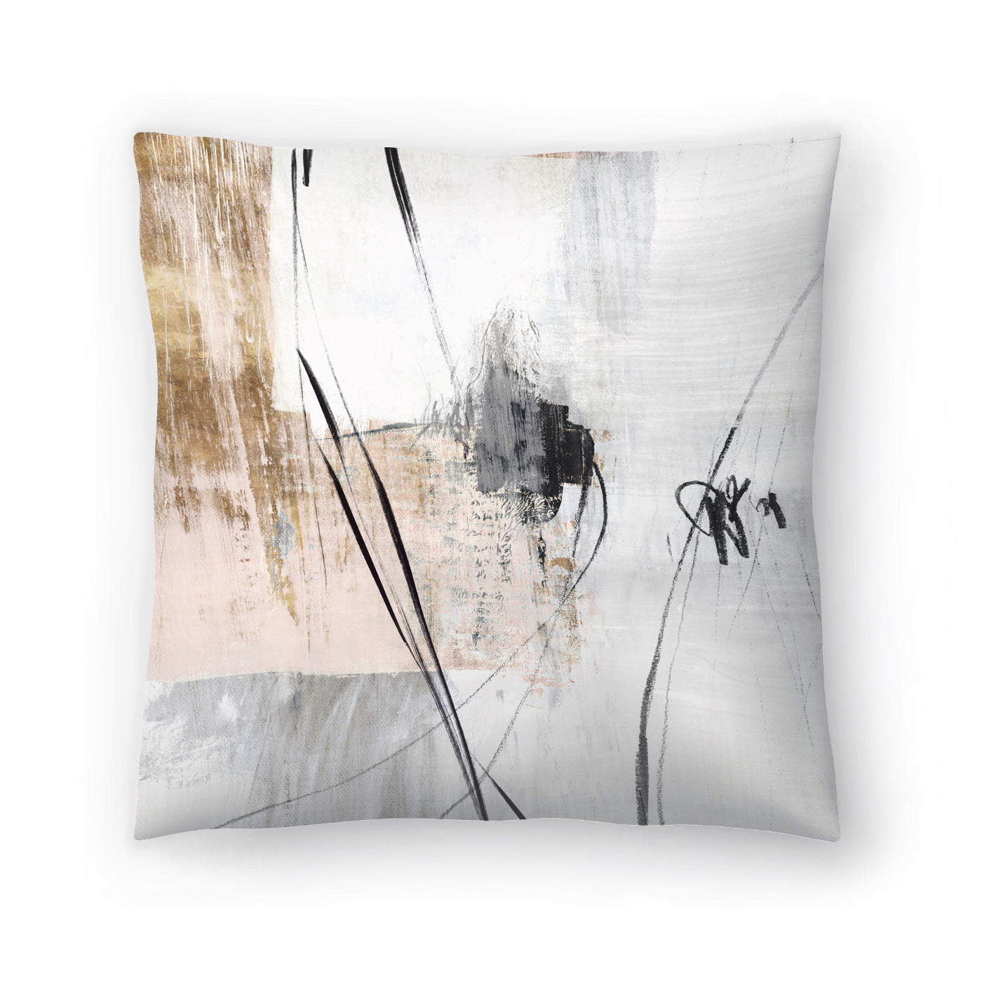 Fortnight Ii by PI Creative Art Decorative Pillow - Decorative Pillow - Americanflat