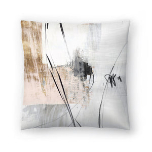 Fortnight Ii by PI Creative Art Decorative Pillow