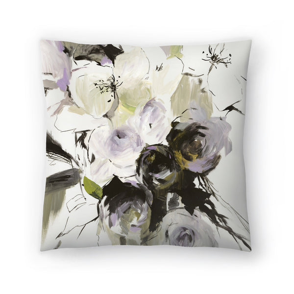 Simple Bouquet I by PI Creative Art Decorative Pillow