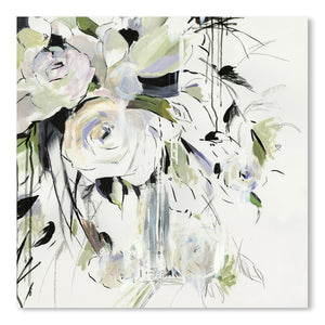 Simple Bouquet Ii by PI Creative Art  Print