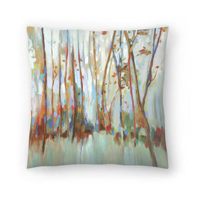 Soulmates by PI Creative Art Decorative Pillow