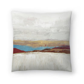 Calmness by PI Creative Art Decorative Pillow