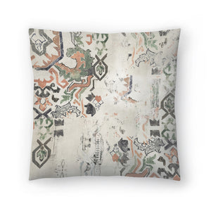 Oriental Rug I by PI Creative Art Decorative Pillow