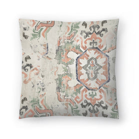 Oriental Rug Ii by PI Creative Art Decorative Pillow