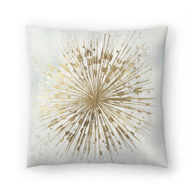 Golden Star by PI Creative Art Decorative Pillow - Americanflat