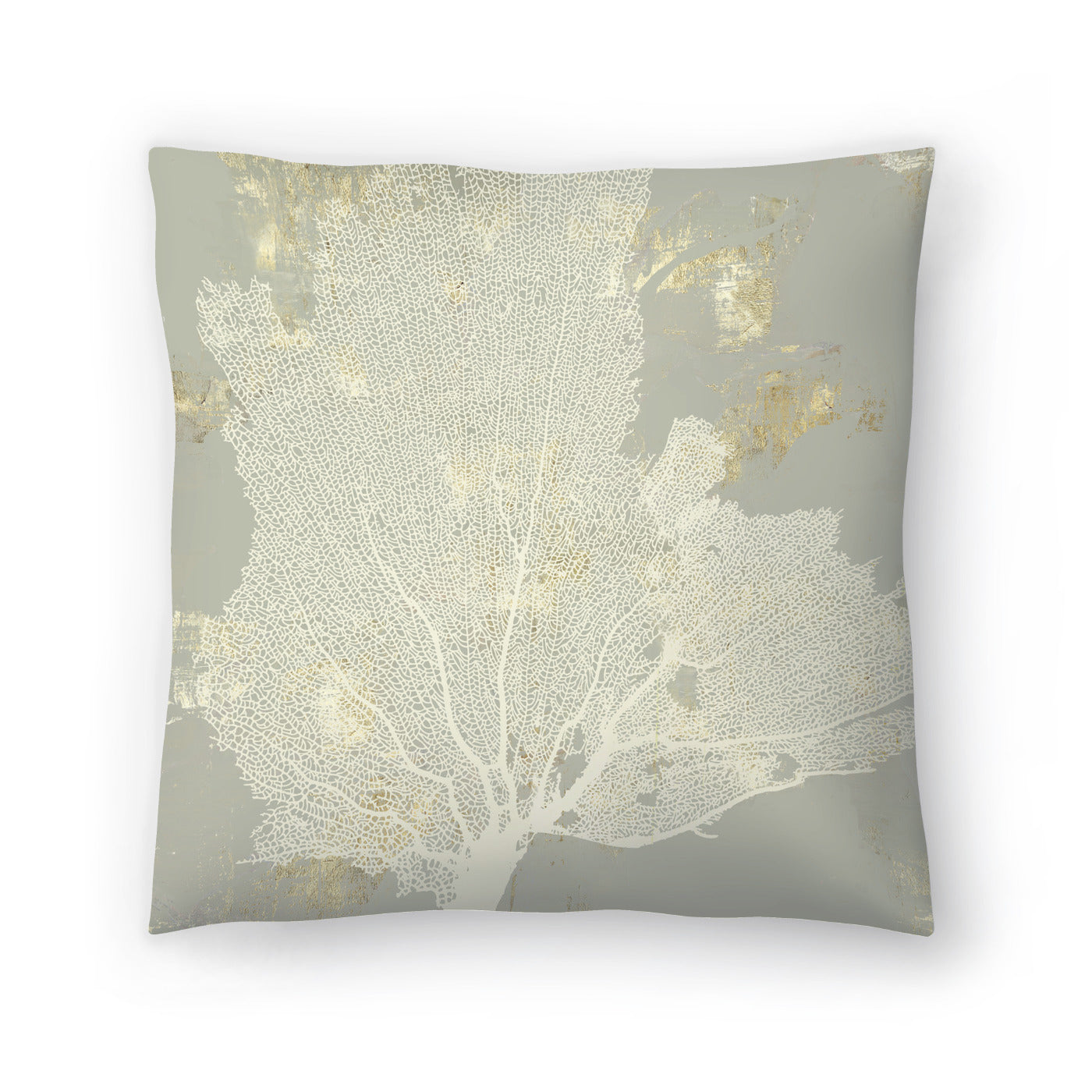 Sea Coral I by PI Creative Art Decorative Pillow - Decorative Pillow - Americanflat