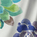 Water Succulents I by PI Creative Art Shower Curtain - Shower Curtain - Americanflat
