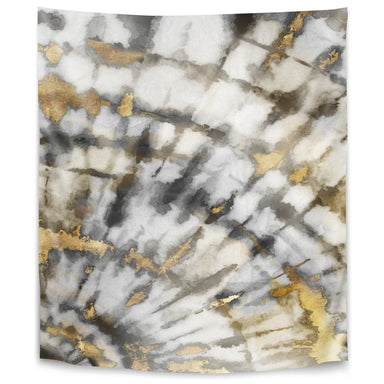 Neutral Tye Dye I by PI Creative Art Tapestry - Wall Tapestry - Americanflat