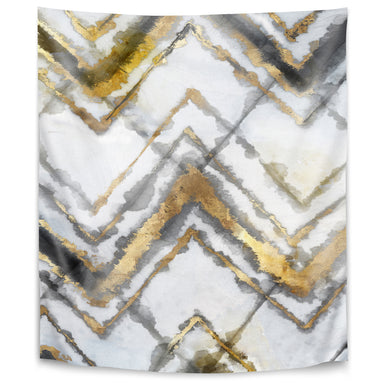Neutral Tye Dye III by PI Creative Art Tapestry - Wall Tapestry - Americanflat